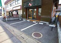 病院前駐車場 (3台)